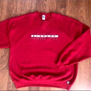 Vintage University of Alabama Crewneck Sweatshirt